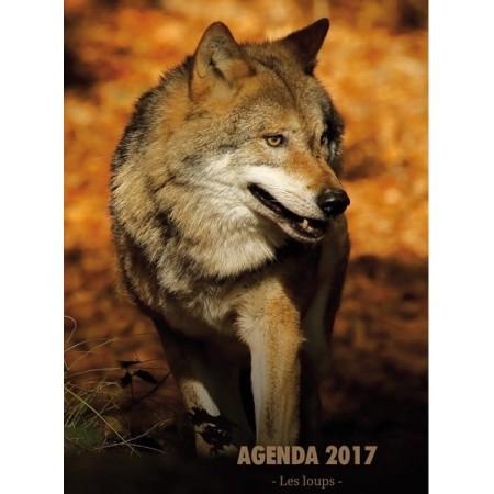 Agenda 2017 Les loups