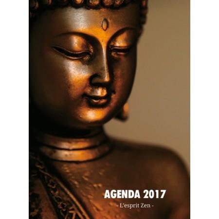 Agenda 2017 L'esprit Zen