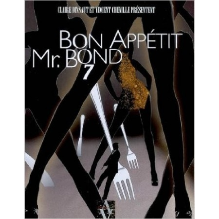 Bon appétit Mr. Bond