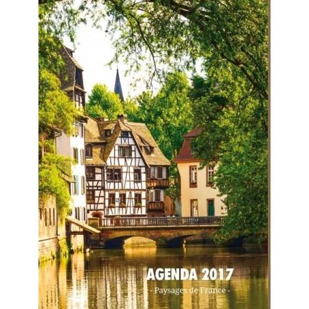 Agenda 2017 Paysages de France