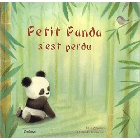 Petit panda s'est perdu