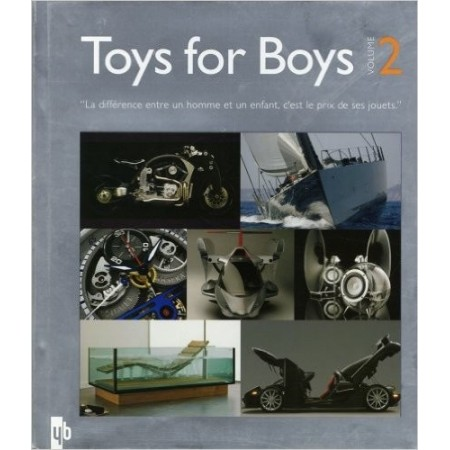 Toys for Boys : Volume 2