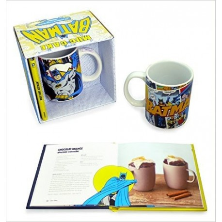 Coffret Mug cake Batman