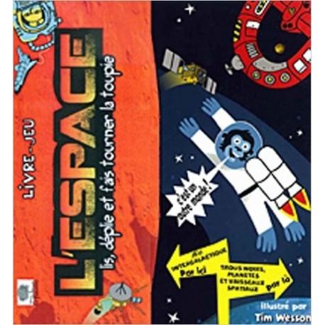 L'Espace (Livre Jeu)