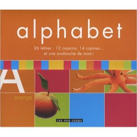Coffret alphabet - 26 livrets