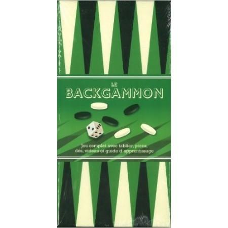 Apprendre le backgammon - Règles, tactiques et stratégies (Boîte)