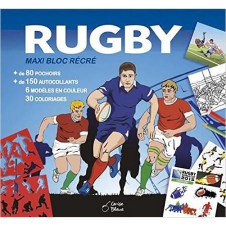 Rugby - Maxi bloc récré
