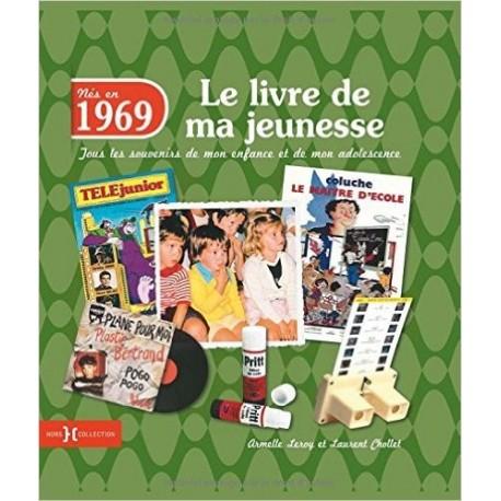 Nés en 1969, le livre de ma jeunesse