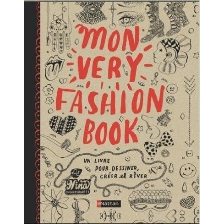 Mon very fashion book