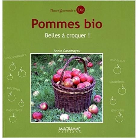 Les pommes bio - Belles à croquer