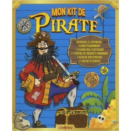 Mon kit de pirate