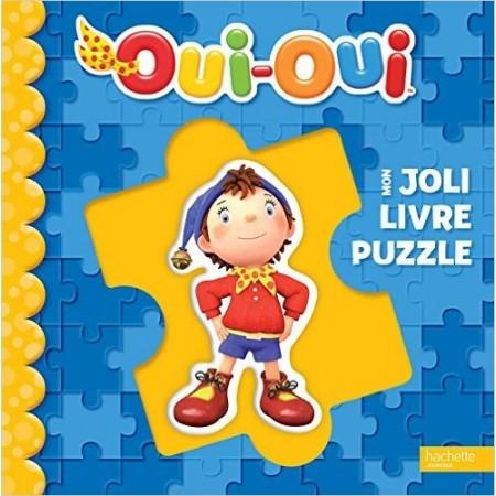 Mon joli livre puzzle Oui-Oui
