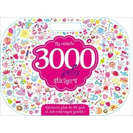 Ma valisette 3000 jolis stickers
