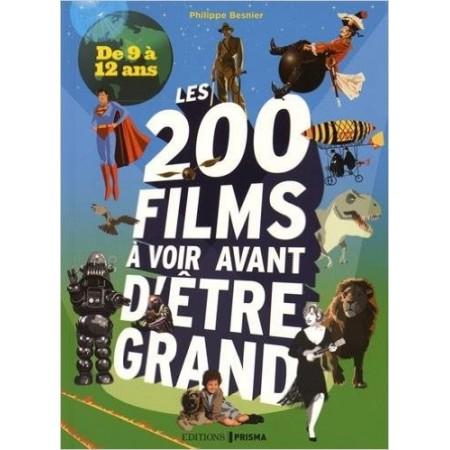 200 films à voir avant d'être grand - De 9 à 12 ans