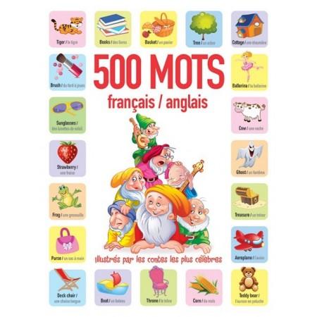 500 mots fançais anglais