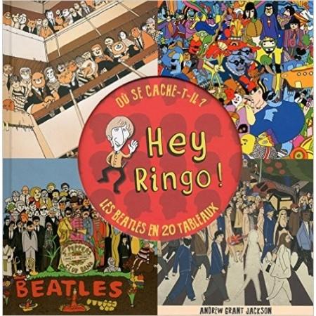 Hey Ringo ! Les Beatles en 20 tableaux