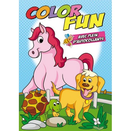 Color Fun (cheval)