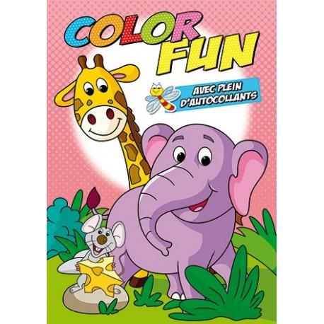 Color Fun (girafe)