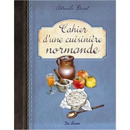Cahier d'une cuisinière normande