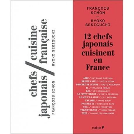 Chefs japonais/cuisine française