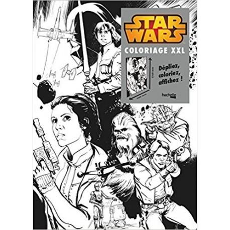 Stars Wars Rebellion: Coloriage XXL