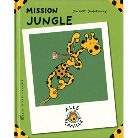 Mission Jungle