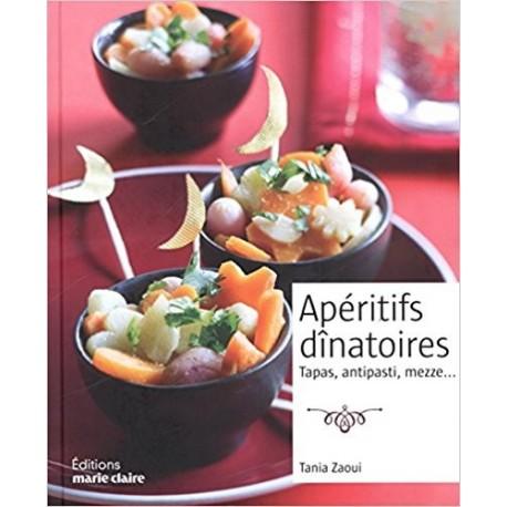 Apéritifs dînatoires - Tapas, antipasti, mezze..