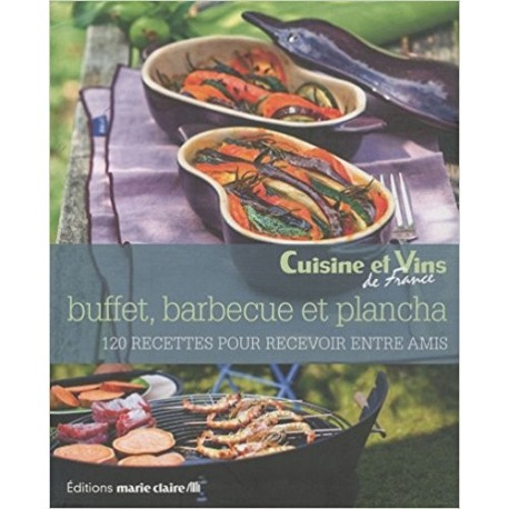 Buffets, barbecue & plancha