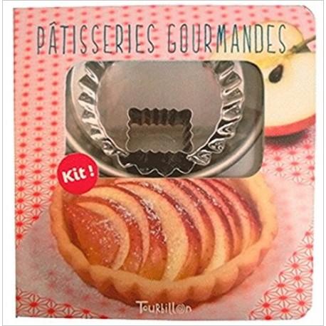 Pâtisseries gourmandes (Coffret)
