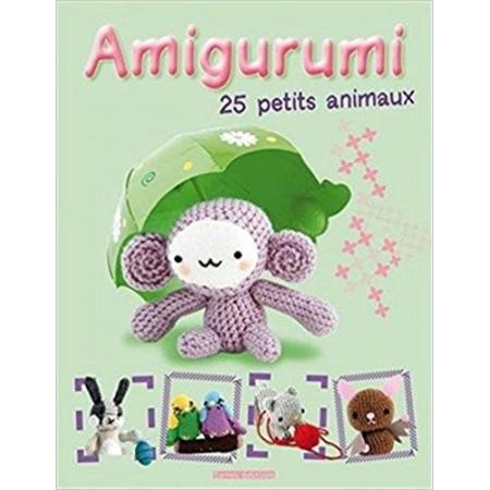 Amigurumi - 25 petits animaux