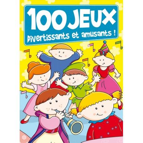 100 jeux divertissants et amusants ! Jaune