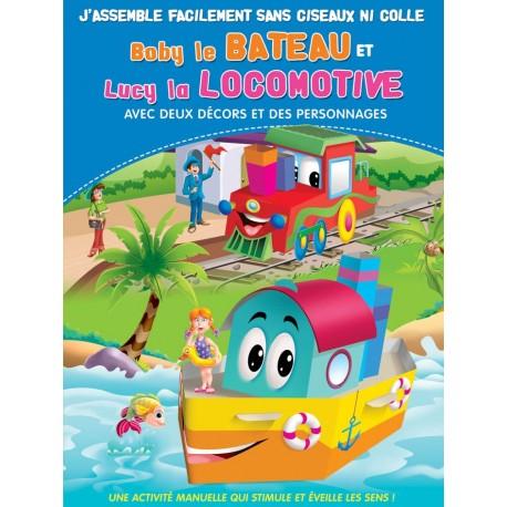 Boby le Bateau et Lucy la Locomotive
