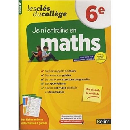 Clés du collège - Maths 6e