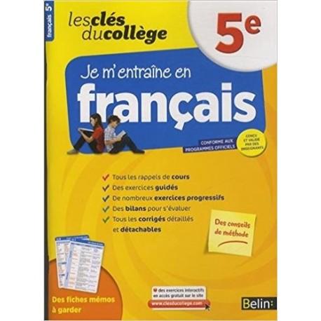 Clés du collège - Français 5e