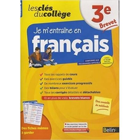 Clés du collège - Français 3e - Brevet
