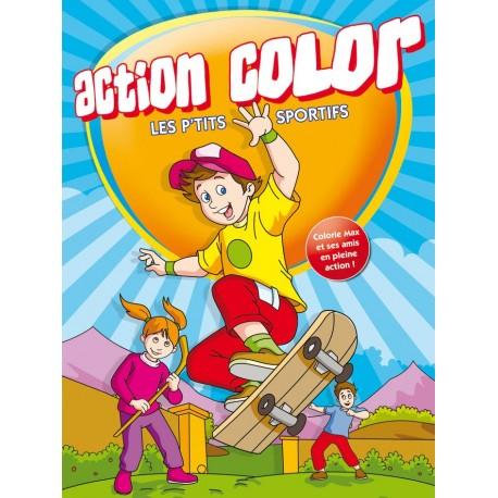 Action color ! Les p'tits sportifs