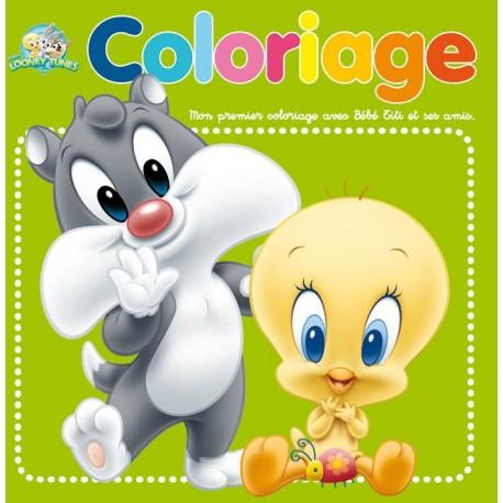 Coloriage Bébé Titi