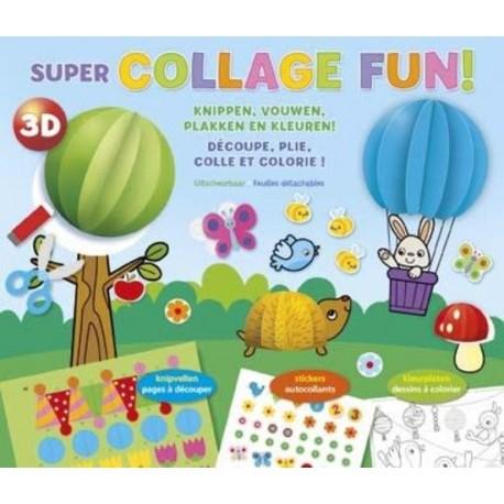 Super Collage Fun 3D