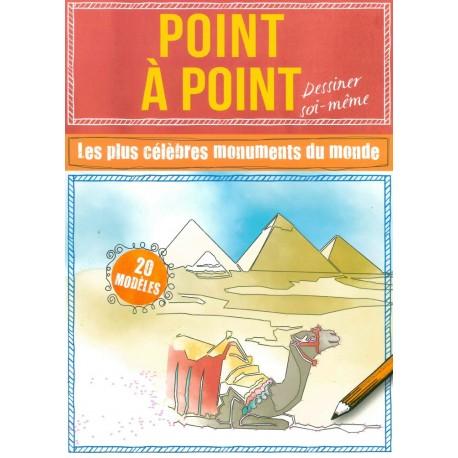 Point à point Monuments du Monde