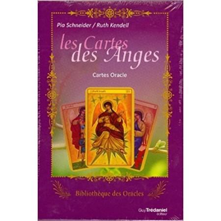 Les cartes des anges - Cartes oracle