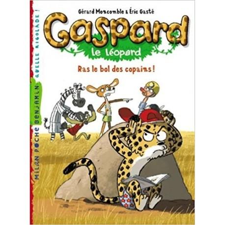 Gaspard le léopard, tome 3