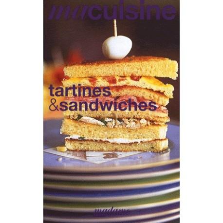 Tartines & sandwiches
