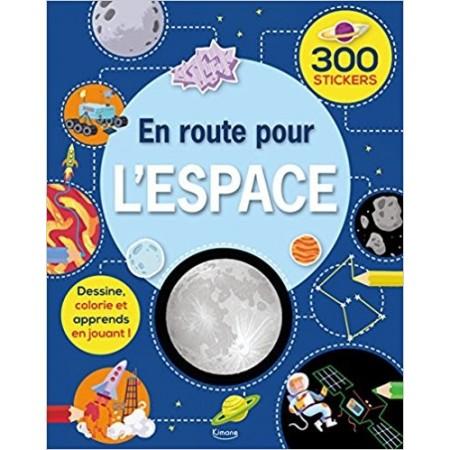En route pour l'espace