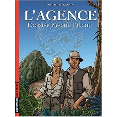 L'Agence Tome 3