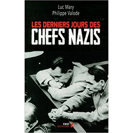 Romans les derniers jours des chefs nazis 9782754075596 for Alexandre jardin dernier livre