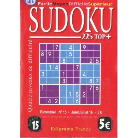 Sudoku 204 grilles numéro 9