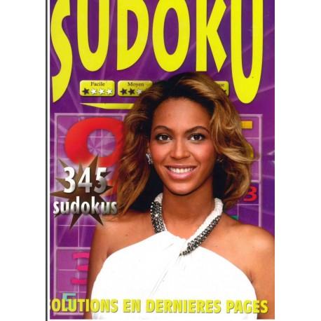 345 Sudoku grand format (vol 10)