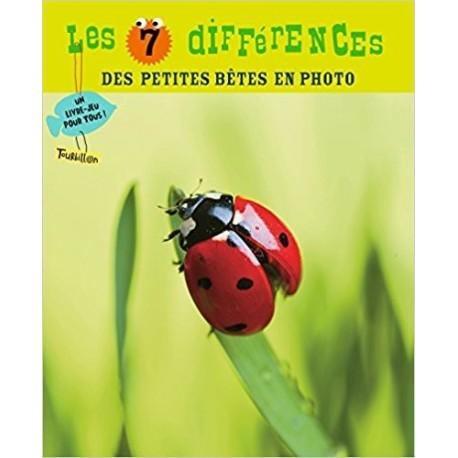 Les 7 différences des petites bêtes en photo