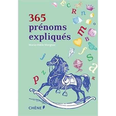 365 prénoms expliqués