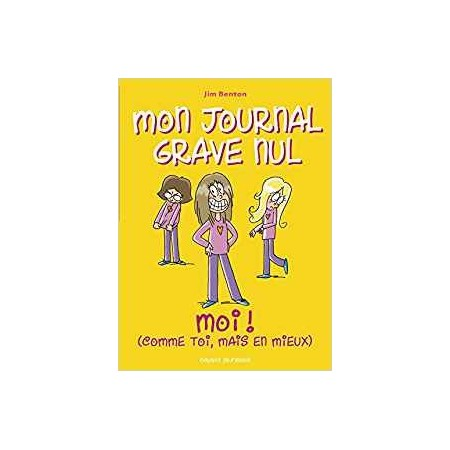 Mon journal grave nul Tome 12